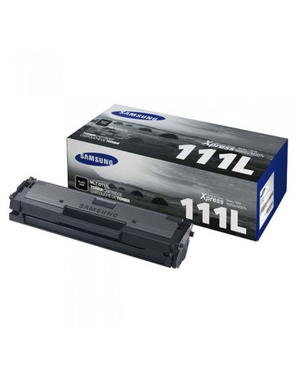 Samsung originál toner MLT-D111L, black, 1800str., Samsung M2020, M2022, M2070