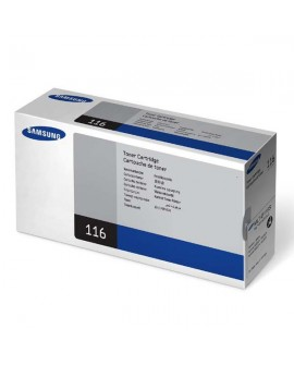 Samsung originál toner MLT-D116S, black, 1200str., Samsung SL-M2825DW, M2825ND, M2675FN, M2875FW, M2875FD, M2625D