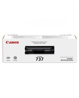 Canon originál toner CRG737, black, 2400str., 9435B002, Canon MF229, MF226, MF217, MF216, MF212, MF211, MF237