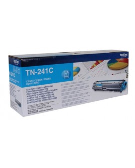 Brother originál toner TN241C, cyan, 1400str., Brother HL-3140CW, 3170CW