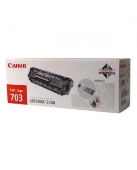 Canon originál toner CRG703, black, 2500str., 7616A005, Canon LBP-2900, 3000