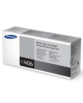 Samsung originál toner CLT-K406S, black, 1500str., Samsung CLP-360, 365, CLX-3300, 3305