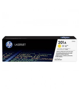 HP originál toner CF402A, yellow, 1400str., HP 201A, HP Color LaserJet MFP 277, Pro M252, 750g