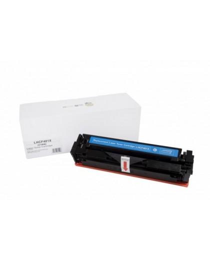 HP kompatibilná tonerová náplň CF401X, 2300 listov