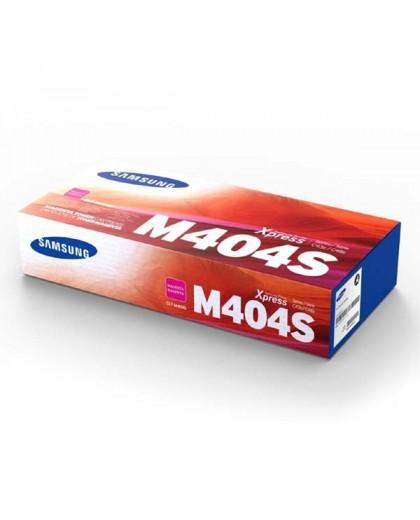 Samsung originál toner CLT-M404S, magenta, 1000str., Samsung Xpress C430W, C480FW, C480W, C480, C480FN