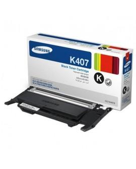 Samsung originál toner CLT-K4072S, black, 1500str., Samsung CLP-320, CLP-325, CLX-3185