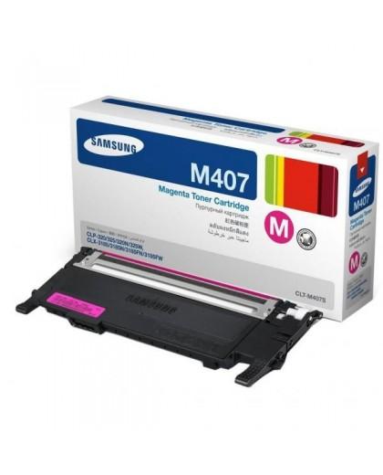 Samsung originál toner CLT-M4072S, magenta, 1000str., Samsung CLP-320, 325, CLX-3185
