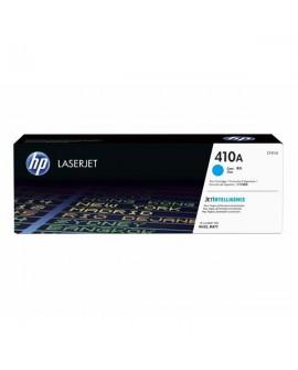 HP originál toner CF411A, cyan, 2300str., HP 410A, HP LJ Pro M452, LJ Pro MFP M477, 600g