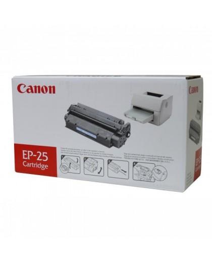 Canon originál toner EP25, black, 2500str., 5773A004, Canon LBP-1210