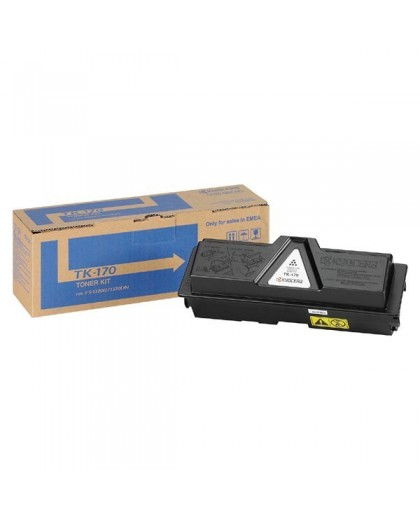 Kyocera originál toner TK170K, black, 7200str., 1T02LZ0NL0, Kyocera FS-1320D, 1370DN