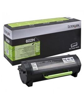 Lexmark originál toner 60F2H00, black, 10000str., 602H, Lexmark MX611de, MX511de, MX410de, MX611dhe, MX511d