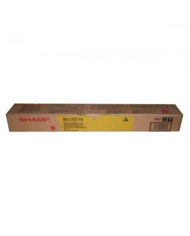 Sharp originál toner MX-23GTYA, yellow, 10000str., Sharp MX-2010U, MX-2310U