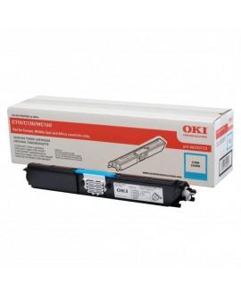 OKI originál toner 44250723, cyan, 2500str., OKI C110, 130n, MC160