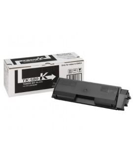 Kyocera originál toner TK580K, black, 3500str., Kyocera FS-C5150DN