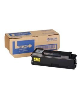 Kyocera originál toner TK340, black, 12000str., 0T2J00EU, Kyocera FS-2020D