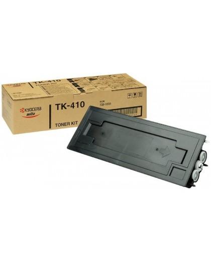 Kyocera originál toner TK410, black, 15000str., 370AM010, Kyocera KM-1620, 1650, 2020, 2050, Olympia omega D1611