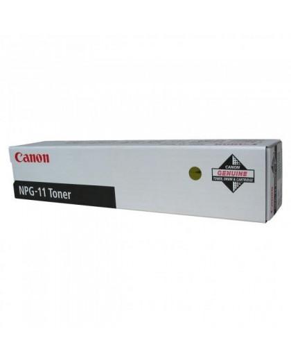 Canon originál toner NPG11, black, 5000str., 1382A002, Canon NP-6012, 6112, 6212, 6312, 6512, 6612, 280g