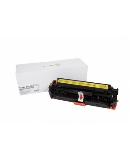 HP kompatibilná tonerová náplň CC532A, 2800 listov