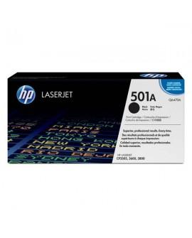 HP originálna tonerová náplň Q6470A, black, 6000str., HP 501A