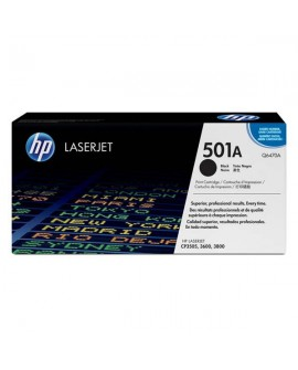 HP originál toner Q6470A, black, 6000str., HP 501A, HP Color LaserJet 3600, n, dn, dtn, 3800, n, dn, dtn
