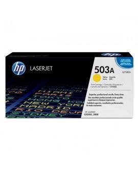 HP originálna tonerová náplň Q7582A, yellow, 6000str., HP 503A