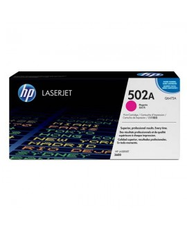HP originálna tonerová náplň Q6473A, magenta, 4000str., HP 502A