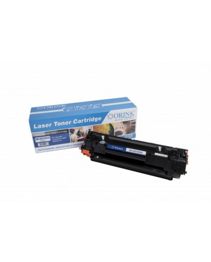 HP kompatibilná tonerová náplň CF283X, 2200 listov
