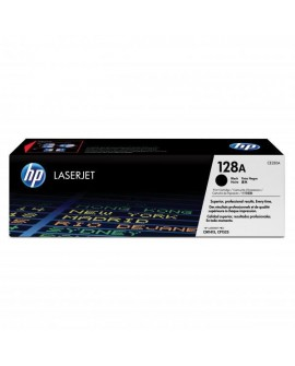 HP originál toner CE320A, black, 2000str., HP 128A, HP LaserJet Pro CP1525n, 1525nw, CM1415fn, 1415fnw